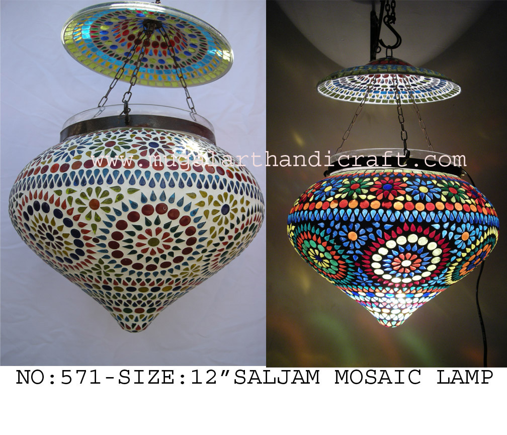 products and lamp turkish luck primary blue karma mg mosaic star